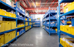 Space Parts Warehouse
